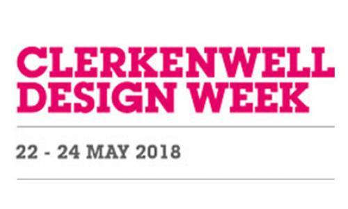 Clerkenwell Design Week 2018 soon!
