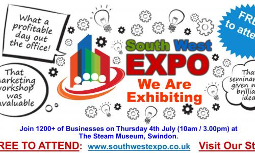 Swindon Business Expo Banner